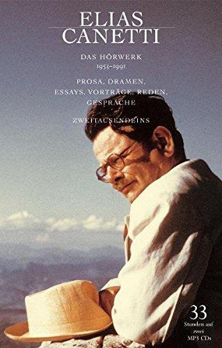 9783861506560: Das Hörwerk 1953-1991: Prosa, Dramen, Essays, Vorträge, Reden, Gespräche
