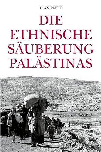 9783861507918: Die ethnische Säuberung Palästinas (Livre en allemand)