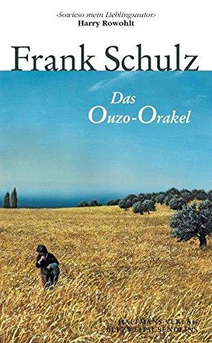 9783861508069: Das Ouzo-Orakel: Hagener Trilogie III