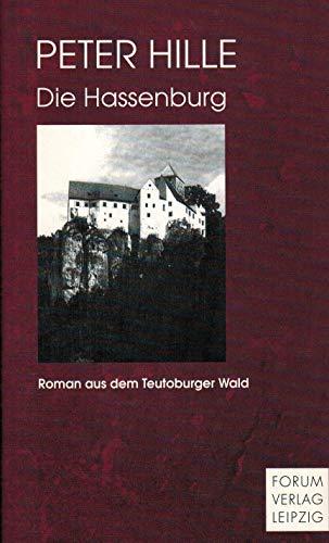 9783861510376: Die Hassenburg. Roman aus dem Teutoburger Wald