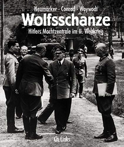9783861531999: Wolfsschanze