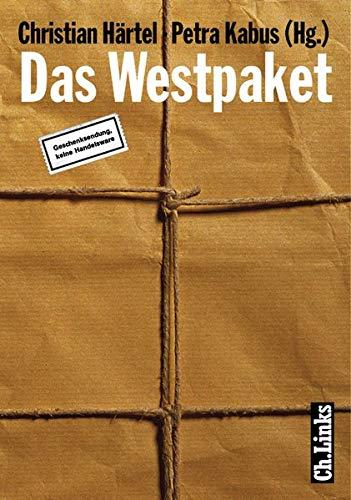9783861532217: Das Westpaket: Geschenksendung, keine Handelsware