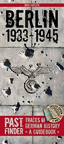 9783861533634: PastFinder Berlin 1933-1945: Traces of German History - A Guidebook