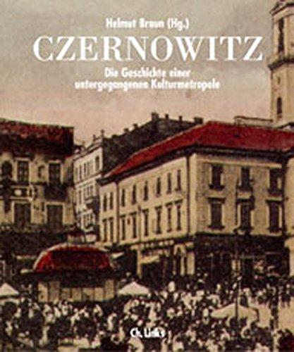 9783861533740: Czernowitz