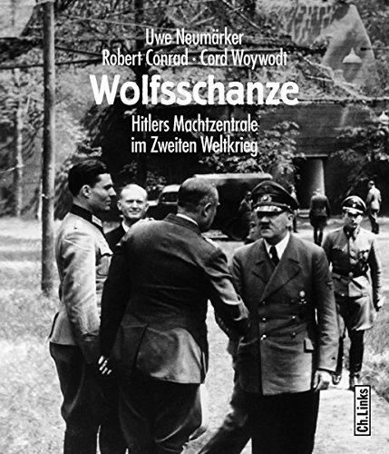 9783861534334: Wolfsschanze