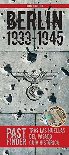 9783861534358: PastFinder Berlàn 1933-1945 (spanische Ausgabe)