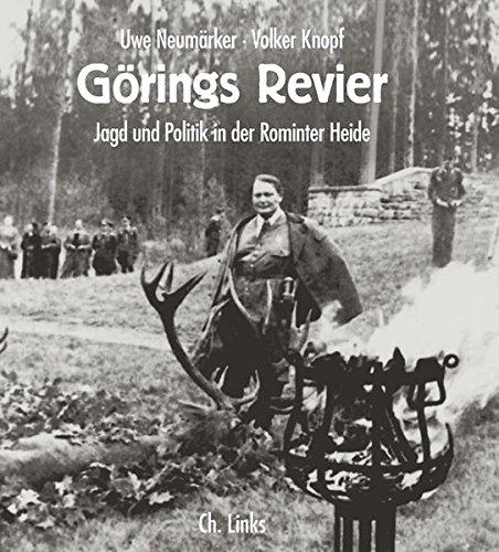 9783861534570: Görings Revier