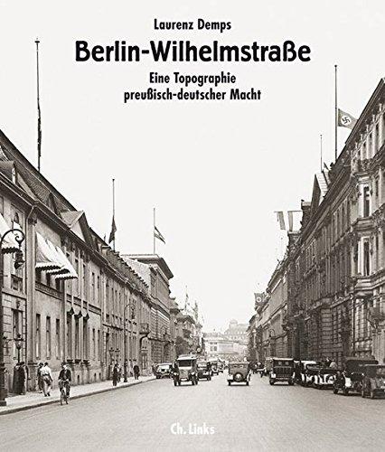 9783861535973: Berlin-Wilhelmstraße