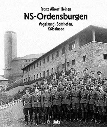 9783861536185: NS-Ordensburgen