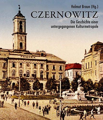 9783861537502: Czernowitz