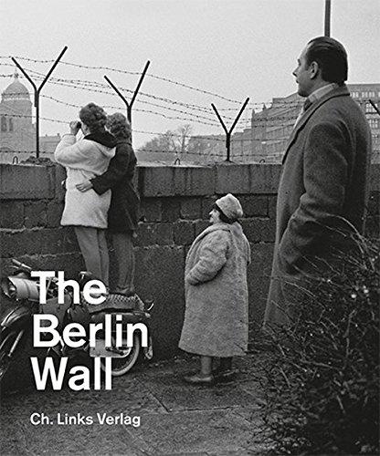 9783861538592: The Berlin Wall