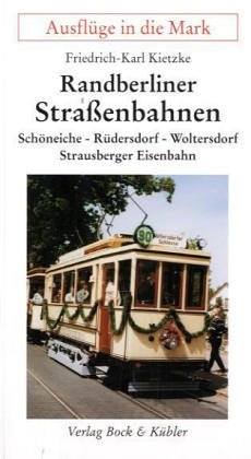 9783861550495: Randberliner Straßenbahnen