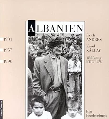 9783861630319: Albanien: [Ein Fotolesebuch]