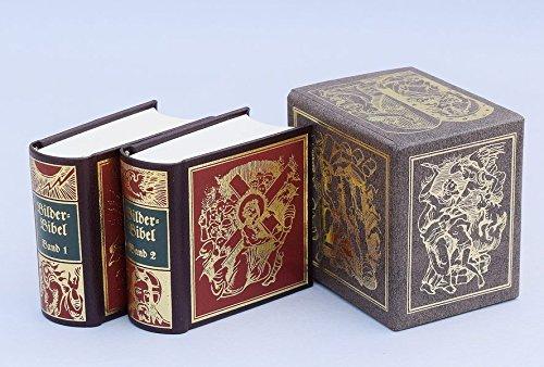9783861840619: Bibelausgaben Bilderbibel, 2 Bde. (Miniaturausgabe)