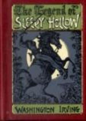 Legend of Sleepy Hollow Minibook: Irving, Washington