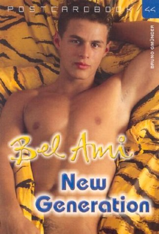 9783861872917: Bel Ami New Generation (Postcard Books (Bruno))