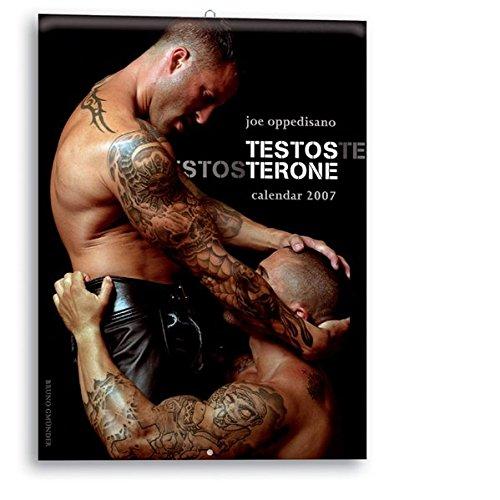 9783861873921: Testosterone 2007 Calendar
