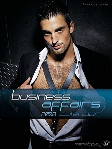 9783861874386: Business Affairs 2008 Calendar