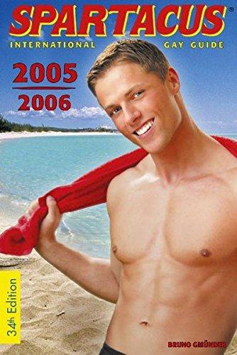9783861876717: Spartacus 2005-2006: International Gay Guide (Spartacus International Gay Guide)