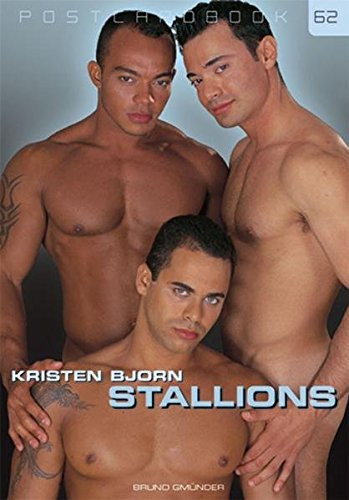 9783861876830: Stallions (Post Card Book #62)