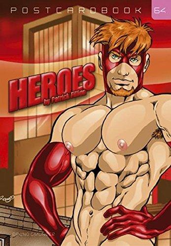 Heroes: Postcard Book #64
