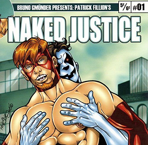 9783861879367: Naked Justice