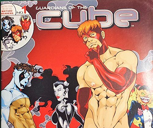 9783861879404: Guardians of the Cube: No. 1