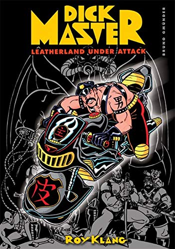 9783861879701: Dick Master: Leatherland Under Attack