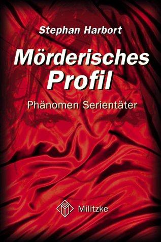 9783861892687: Mörderisches Profil.