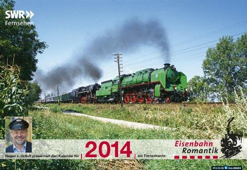 9783861923619: Eisenbahn-Romantik 2014: In Zusammenarbeit mit SWR
