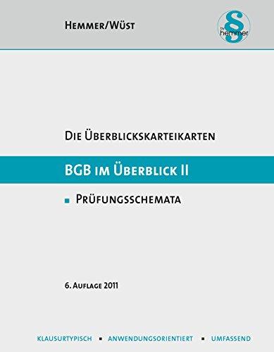 9783861930549: Öffentliches Recht im Überblick 2. Landesrecht Bayern. Karteikarten: Baurecht - Kommunalrecht - Polizeirecht