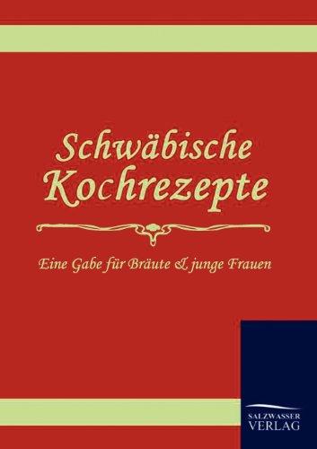 9783861951537: Schw�bische Kochrezepte