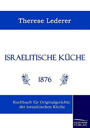 9783861952725: Israelitische K�che