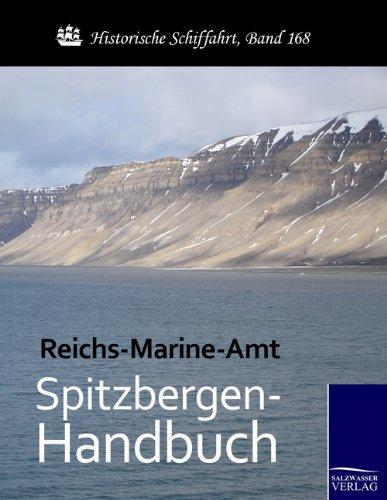 9783861954057: Spitzbergen-Handbuch
