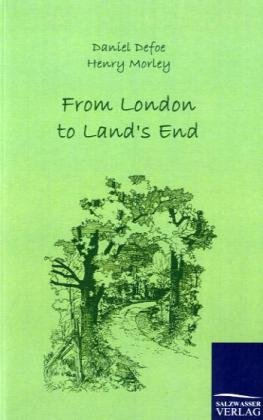 9783861954378: From London to Land's End