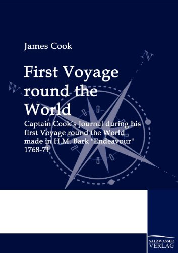 First Voyage round the World: James Cook