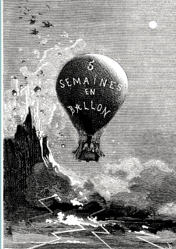 F Nf Wochen Im Ballon: Jules Verne