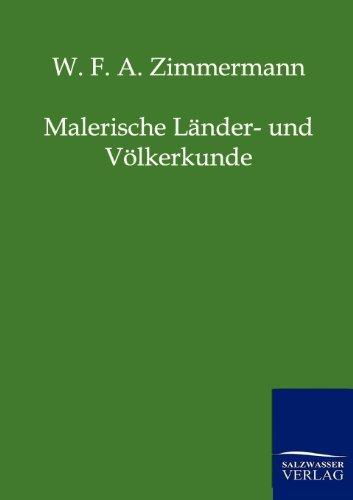 9783861959120: Malerische Länder- und Völkerkunde