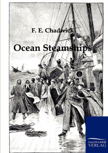 9783861959663: Ocean Steamships