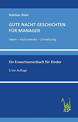 9783861960331: Gute-Nacht-Geschichten für Manager
