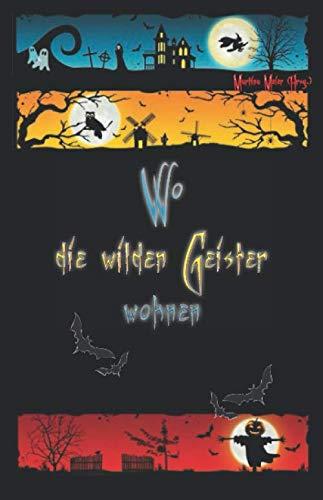 Wo die wilden Geister wohnen - Spukanthologie: Susanne Böckle,Ramona Stolle,Margit