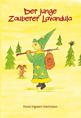 Der junge Zauberer Lavandula