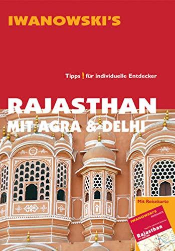 9783861970651: Rajasthan mit Agra & Delhi: Tipps f�r individuelle Entdecker