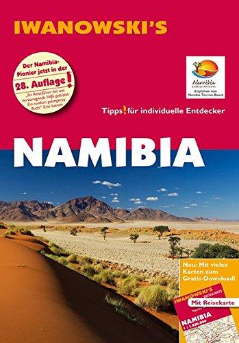 9783861971337: Namibia - Reiseführer von Iwanowski: Individualreiseführer mit Extra-Reisekarte und Karten-Download