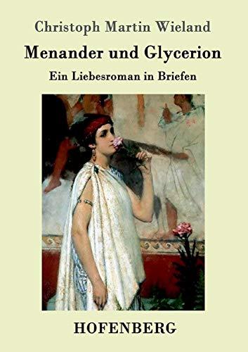 9783861990161: Menander und Glycerion