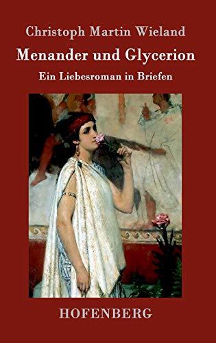9783861990178: Menander und Glycerion (German Edition)
