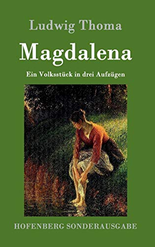 9783861991328: Magdalena (German Edition)