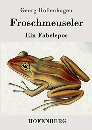 9783861991335: Froschmeuseler (German Edition)