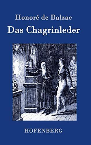 9783861993438: Das Chagrinleder
