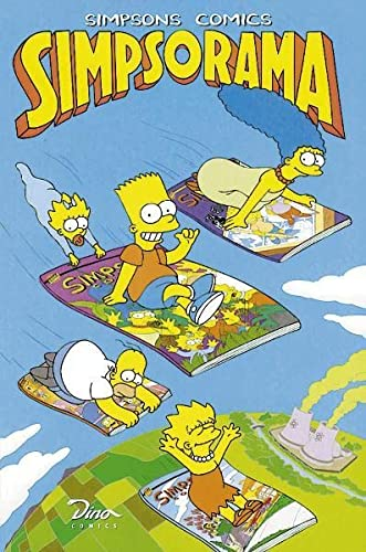 9783862010325: Simpsons Comic Sonderband 03